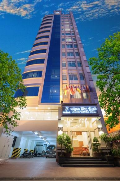 Phnom penh kirirom crystal hotel 13 floors for 13 floor hotels