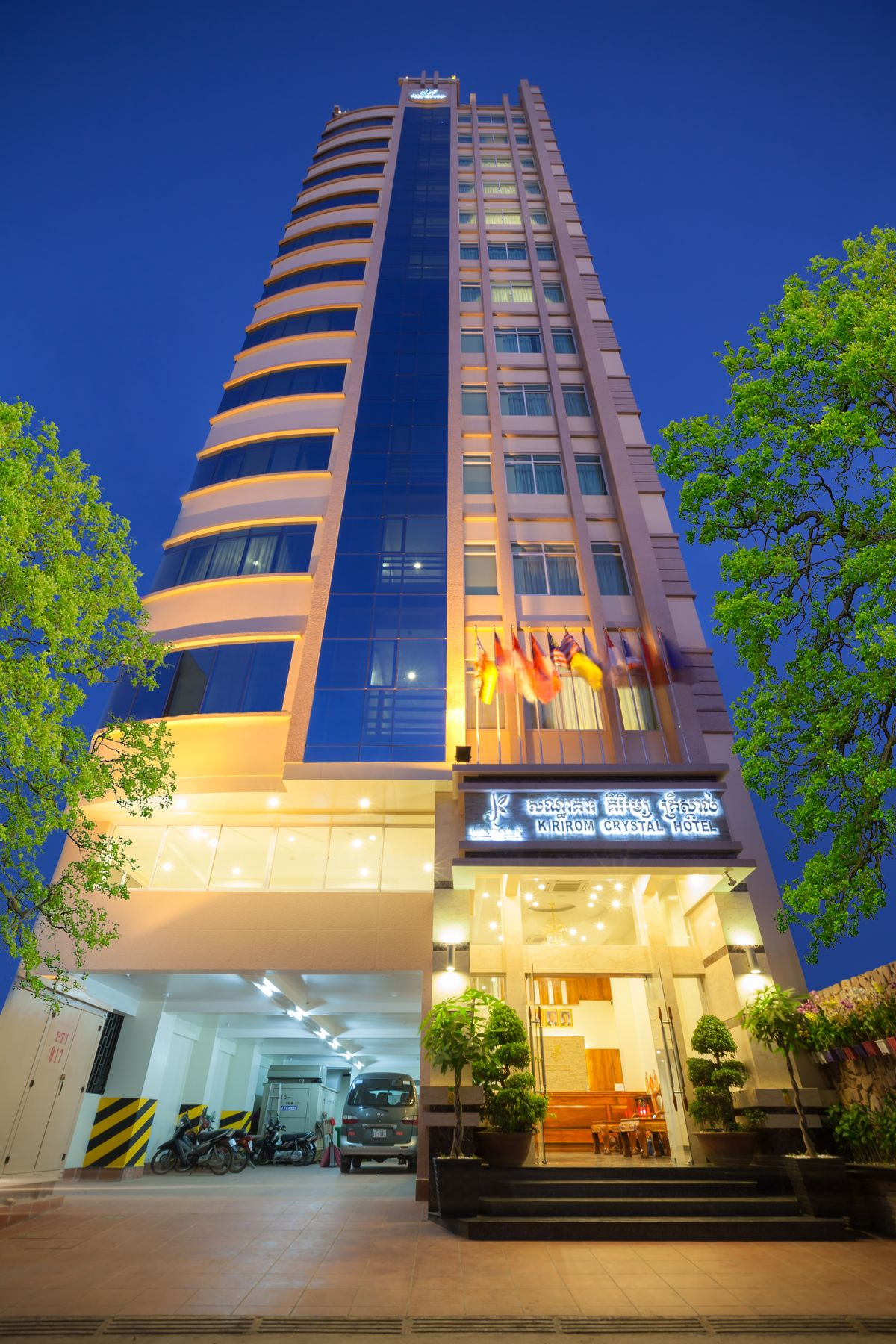 Kirirom Crystal Hotel